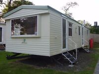 3 Bedroom Static Caravan In North Devon. Sited at Bideford Bay.