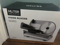 Food slicer - unused and still in box
