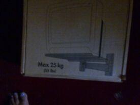 TV brackets for flat & CRT NEW