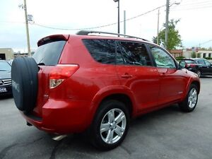 2007 Toyota RAV4 V6 4WD | SPORT | P.SUNROOF | NO ACCIDENTS Kitchener / Waterloo Kitchener Area image 7