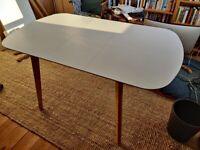Extendable kitchen/dining table - desk