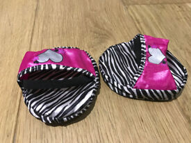 Build A Bear Slippers - Very Good Condition