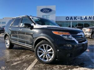 2013 Ford Explorer Limited,4wd,Navigation,Roof!!