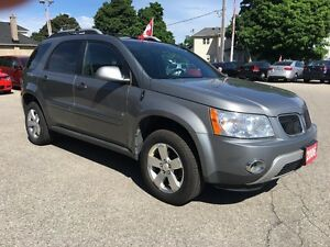 2006 Pontiac Torrent NO ACCIDENT - SAFETY & E-TESTED