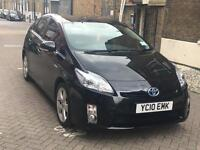 Toyota Prius Black 1.8 Hybrid, 2010 - £8800 and 47000 mileage on the clock and very good condition.