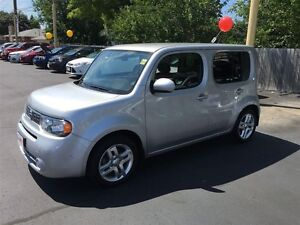 2013 NISSAN CUBE S - NAVIGATION, REAR VIEW CAMERA, HEATED SEATS,
