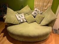 DFS Shaldon Cuddler Sofa