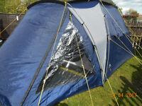 wynnster peregrine 5 man tent