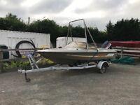 14ft Fletcher Speed boat