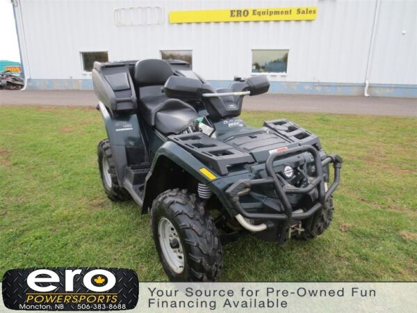Used 2005 Bombardier Outlander Max 400 XT