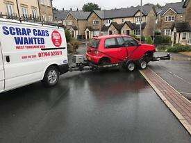 Scrap cars wanted 07794523511 top price for none runners damage mot fail