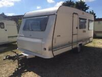4 BERTH BARGAIN ADRIA WITH END BEDROOM WE CAN DELIVER DINT MISS OUT