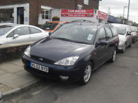 ford focus est very good all round good runaround e/locking e/windows loads of other cheap bargains