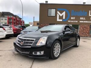 2011 Cadillac CTS4 Performance
