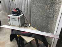 Mafell mt55 plunge saw
