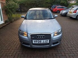 Audi A3 3.2 V6 S Line Quattro 5dr - Panoramic Roof - Spares or repairs