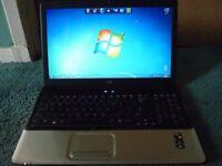 HP G60 15.6 inch Wide Screen laptop