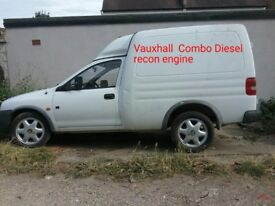 ENGINES FROM £100 GARAGE CLEARING COMBO DIESEL ENGINE CAN BE HEARD RUNNING£200[CAN SALE COM] OFFERS