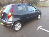 2004 ,, punto ,, runs & drives good,, short mot,, £335