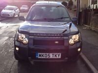 Freelander 1.8 Petrol with 11 months MOT