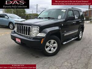 2010 Jeep Liberty SPORT TRAIL EDITION SUNROOF