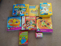 Selection of young child games - ideal for Christmas