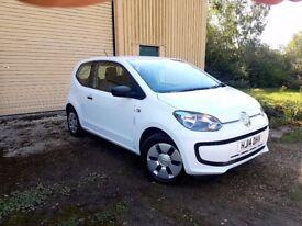Volkswagen UP! 1.0 Take Up Hatchback 3dr*£20 ROAD TAX*HPI CLR*SERVICED