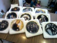 LOTR Collectors plates