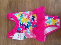 Baby girl swim suit