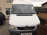AUTOMATIC 2005 MERCEDES SPRINTER 311 cdi mwb