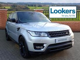 Land Rover Range Rover Sport AUTOBIOGRAPHY DYNAMIC (grey) 2014-09-30
