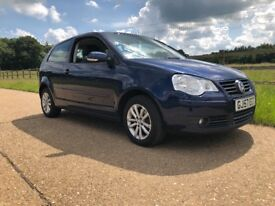 ***SOLD*** VW POLO PETROL MANUAL 1.2 S 70 LOW MILEAGE 64K MILES *****NOW SOLD*****