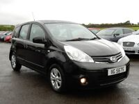 2009 Nissan note 1.5 dci acenta with only 63000 miles, motd jan 2019