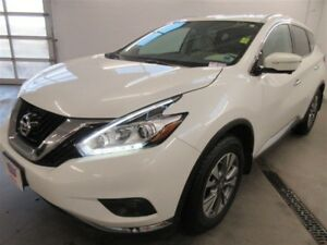 2015 Nissan Murano SL! EXT WARR! AWD! B-UP CAM! ALLOYS! NAV! LEA