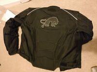 Furygan Motorcycle Jacket, Oford Tank Bag and Bits