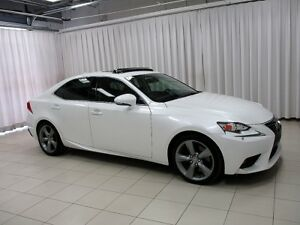 2014 Lexus IS 350 AWD LUXURY SEDAN