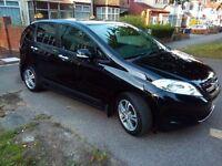 Honda FRV Diesel Black