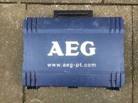 Drill A.E.G Heavy Duty S.D.S Hammer
