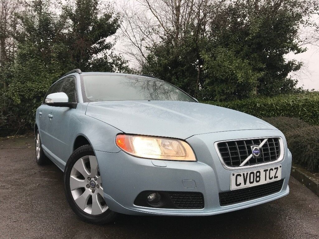 2008 (08) Volvo V70 2.4D SE FULL VOLVO SERVICE HISTORY MANUAL IMMACULATE 1