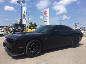 2016 Dodge Challenger SRT Hellcat ~Low Km's ~707 HP Supercharged