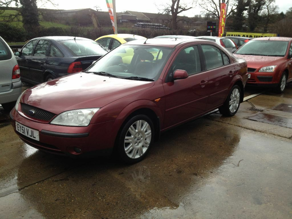 swainsthorpe motor co 2001 ford mondeo 2 0 ghia x mot 28th. Black Bedroom Furniture Sets. Home Design Ideas