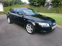 2006 AUDI A4 TDI SE...MOTD...NEW BRAKES AND TYRES... S LINE INTERIOR...EXCELLENT FINANCE PACKAGES...
