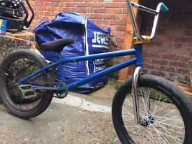 bmx bike costom bicycle