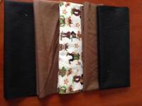Fabric fat quarters bundles