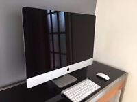 "APPLE IMAC SLIM 27"" CORE i7.. 3.4GHz QUAD CORE 16GB RAM, 1TB. Logic Pro, Final Cut, Office. Computer"