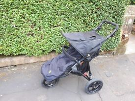 OUT AND ABOUT BUGGY PRAM £150