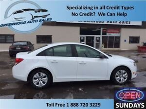 2013 Chevrolet Cruze GREAT DEAL...CALL NOW FINANCE HERE!