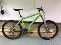 Orange Crush Mountain Bike medium hardtail