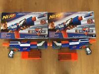Nerf n strike elite alpha trooper blaster x3