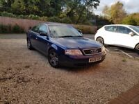 AUDI A6 IMMACULATE CONDITION BOSE LPG FSH